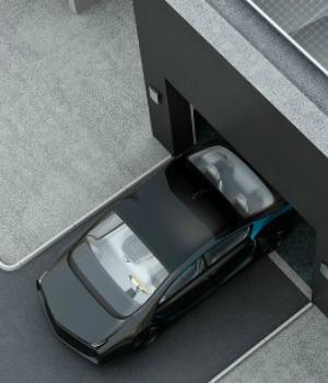 Solar Electric Car Picture