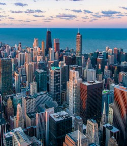 Chicago City Shot
