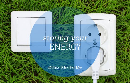 Storing Your Energy
