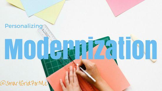 Personalizing Modernization - FA