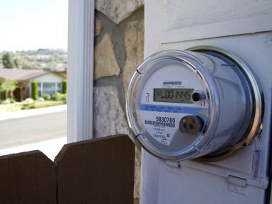 Itron Residential Smart Meter